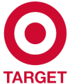 Target logo. Shop Target Clearance and Save 10-75%!